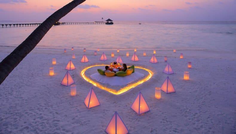 Gili Lankanfushi på Maldiverne