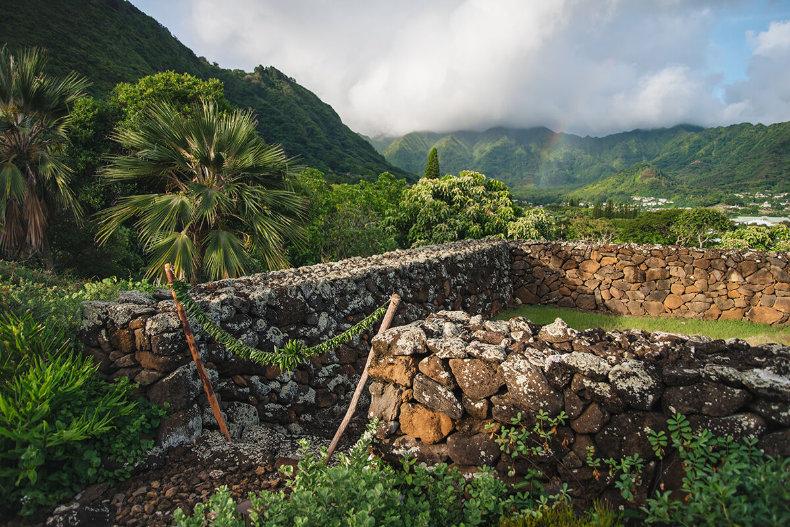 Halekulani på Hawaii