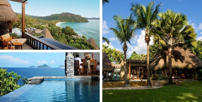 Maya Resort & Spa på Seychellerne