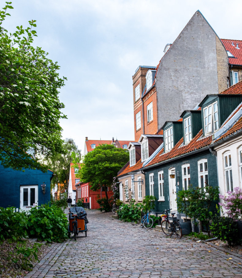 Møllestien Århus