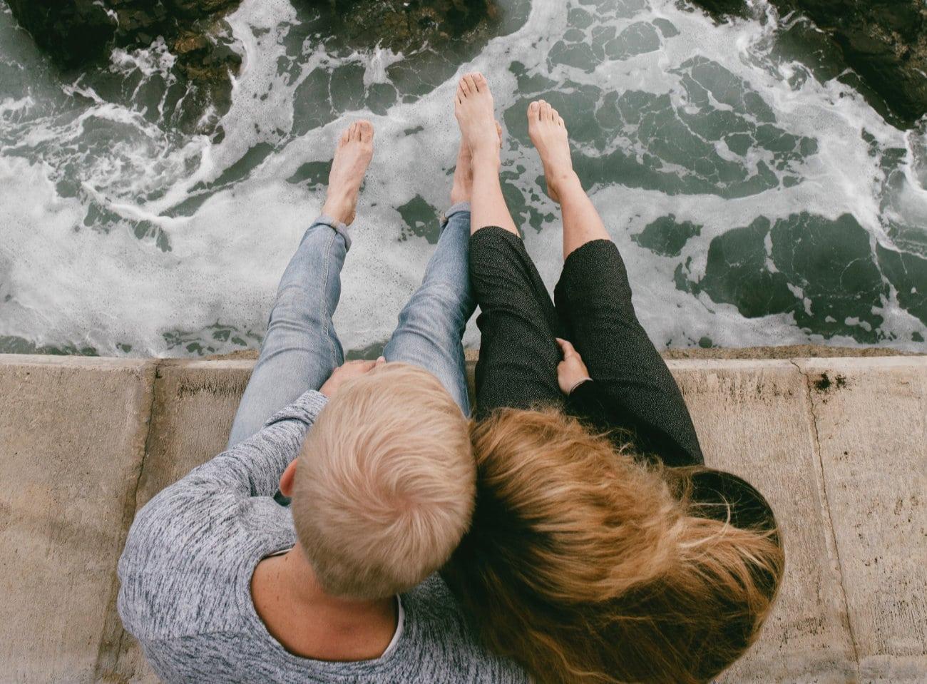 Par nyder hinandens selskab