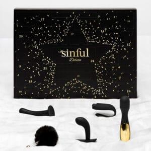Sinful Deluxe Julekalender 2020