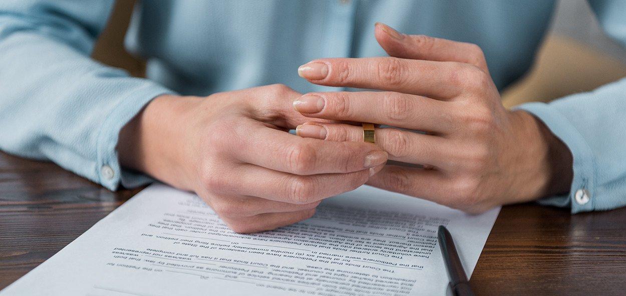 Skilsmisse og separation