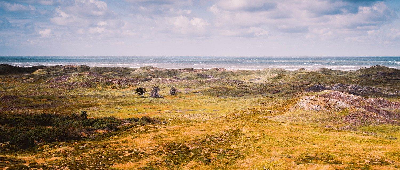 De smukkeste steder i Danmark
