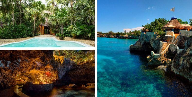 The Caves på Jamaica