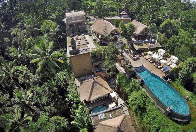 The Kayon på Bali